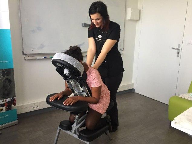 Massage amma assis Lorient Morbihan entreprise