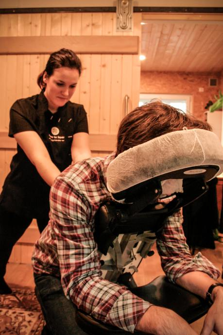massage entreprise Morbihan