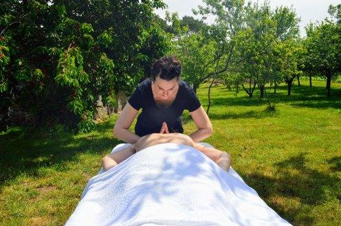 Cabinet de massage sur Auray dans le Morbihan