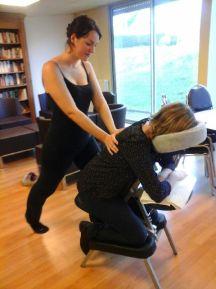 massage assis entreprise Morbihan