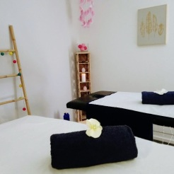 Massage couple duo Auray Morbihan