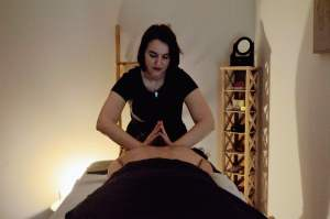 Massage Auray masseuse institut morbihan
